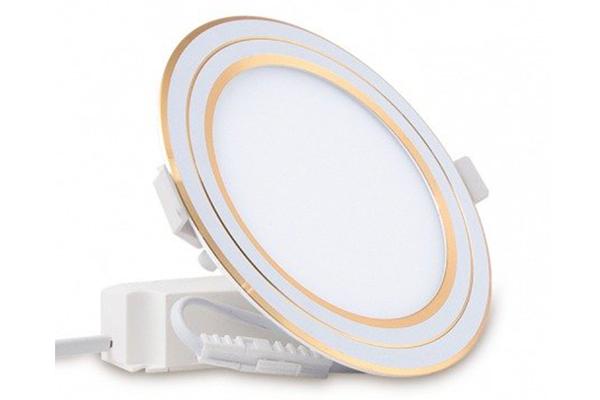 Đèn LED Panel tròn đổi màu D PT05LDM 90/6W Rạng Đông