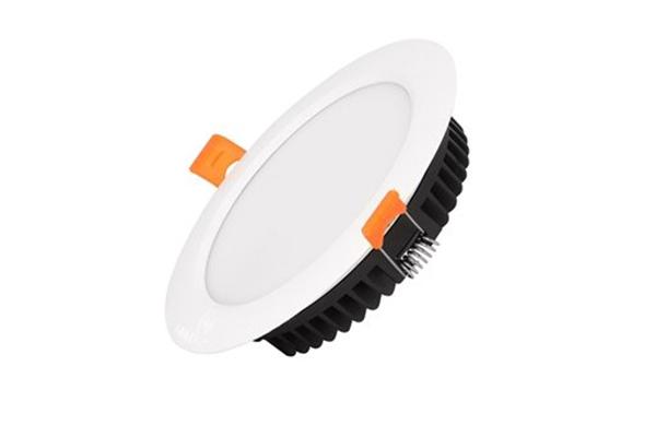 Đèn LED âm trần 12W đổi 3 màu DL-12-T140-DM Kingled
