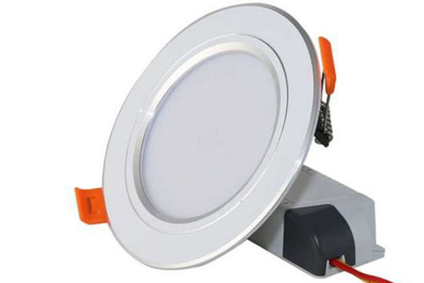 Đèn LED âm trần Downlight viền bạc 9W D AT10L 110/9