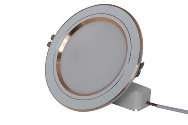 Đèn LED âm trần downlight đổi màu 9W D AT10L ĐM 110/9
