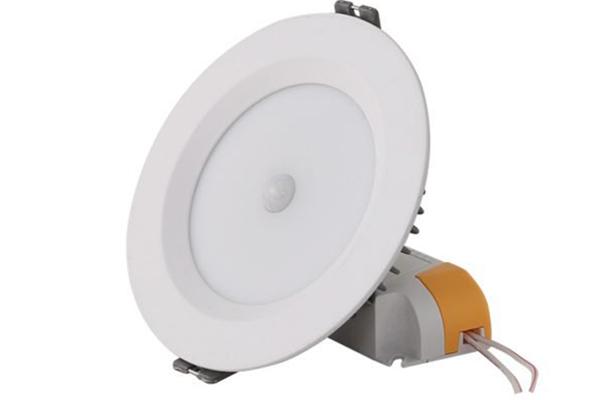 Đèn LED âm trần Downlight cảm biến 9W D AT04L 110/9