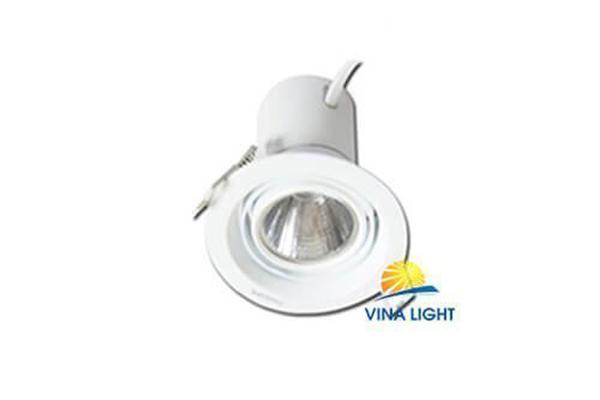 Đèn led âm trần 5W 59775 Pomeron Philips