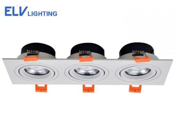 Đèn LED âm trần 12W ELV803F