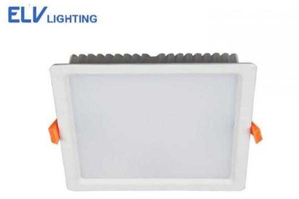 Đèn LED âm trần vuông 12W VL12-110-VMA ELV