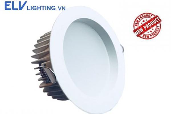 Đèn LED âm trần 10W VL-D002090D ELV