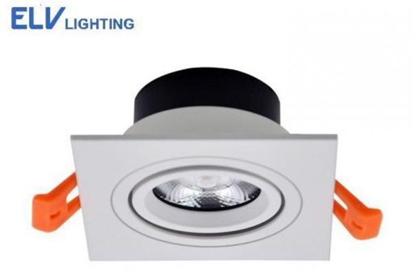 Đèn LED âm trần 7W ELV801E-M