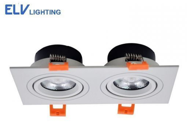 Đèn LED âm trần 12W ELV802E-M