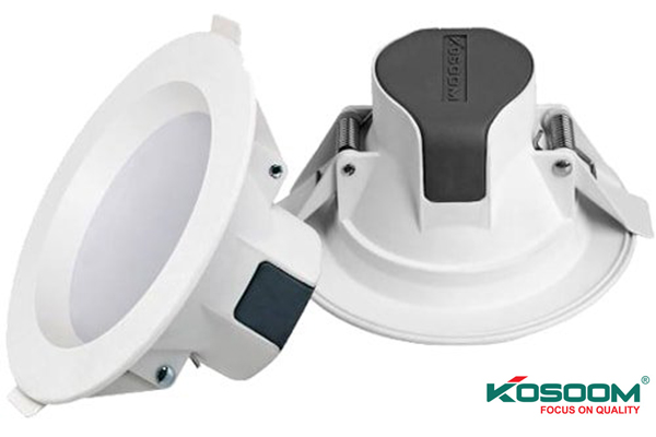 Đèn LED âm trần 12W Kosoom DL-KS-TDST-12
