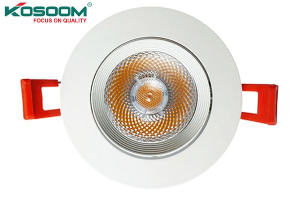 Đèn LED âm trần 5W chip COB Kosoom DL-KS-TH-5COB