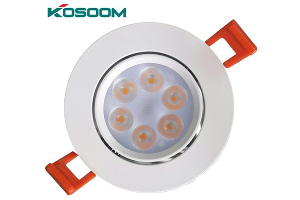Đèn LED âm trần Kosoom 6W DL-KS-TH-6M