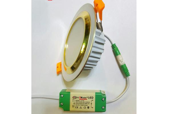 Đèn LED âm trần LONstar LTS-502 7W