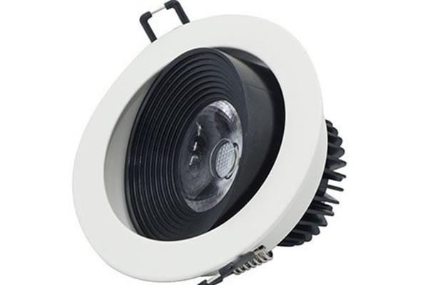 Đèn LED âm trần Downlight 9W xoay góc D AT01L XG 95/9