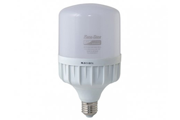 Bóng LED Bulb T70/12W 12-24VDC E27 6500K SS Rạng Đông