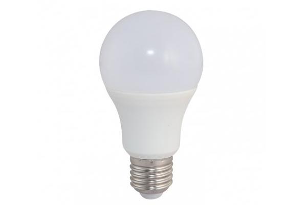 Bóng đèn LED búp A60N1 12-24VDC/7W E27 6500K SS Rạng Đông