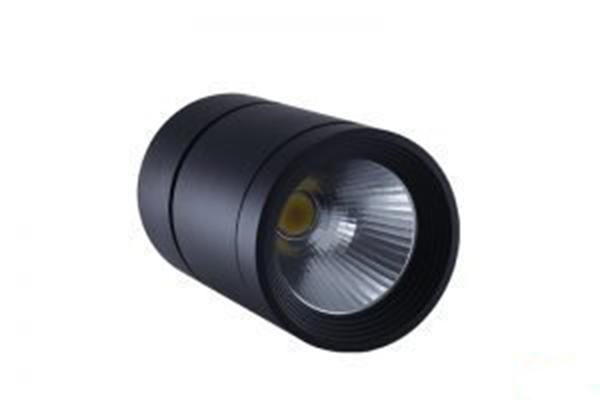 Đèn downlight lắp nổi OBR-15 đen Kingled