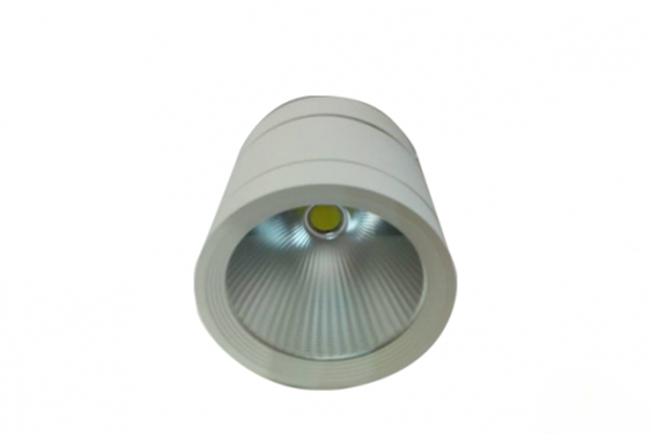 Đèn downlight lắp nổi OBR-15 trắng Kingled