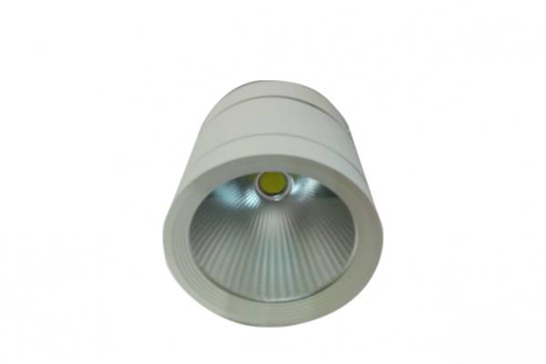 Đèn downlight lắp nổi OBR-7 trắng Kingled