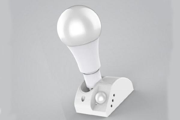 Đui đèn cảm biến DDCB01.PIR E27/60W Rạng Đông