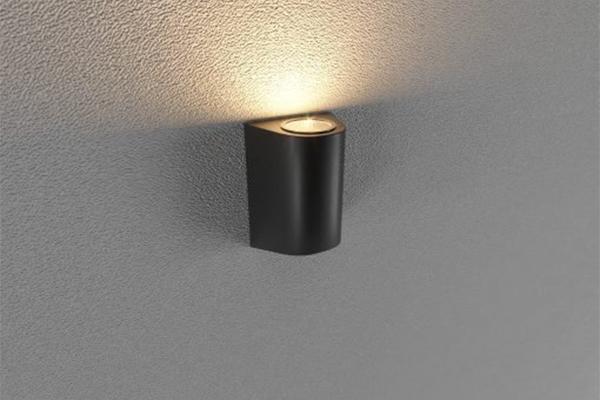 Đèn Led gắn tường ngoài trời LWA0148A-BK KingLed