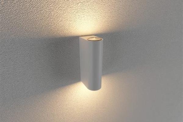 Đèn Led gắn tường ngoài trời LWA0149B-WH KingLed