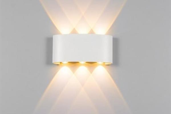 Đèn LED gắn tường ngoài trời LWA8031 Kingled