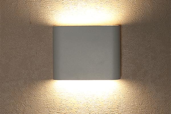 Đèn LED gắn tường ngoài trời LWA8011-S Kingled