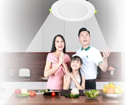 Siêu thị đèn LED